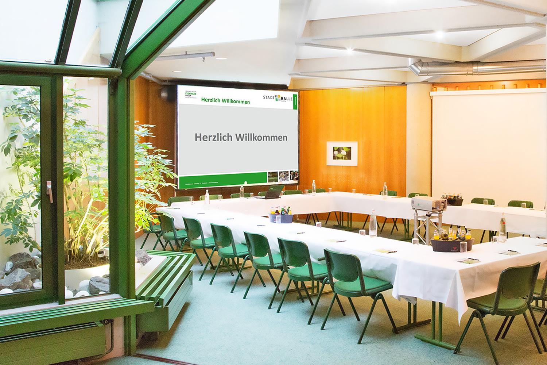 Stadthalle Hagen Club Raum