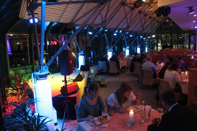 Stadthalle Hagen Restaurant Wintergarten